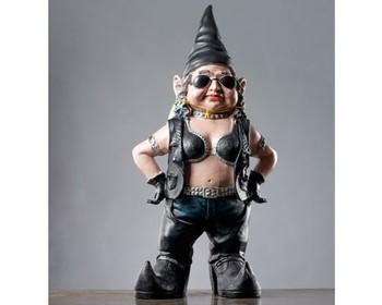 Gnome Biker Babe 15