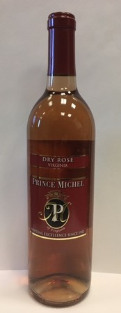 Prince Michel Dry Rose Image
