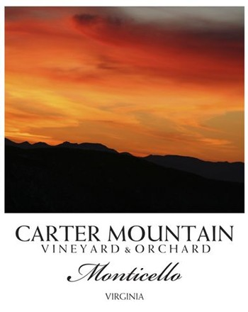 Carter Mountain Merlot Image