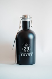 Tap 29 Matte Black Growler