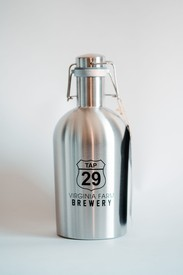 Tap 29 Stainless Steel Growler