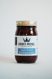 PMV Apple Butter Barbecue Sauce